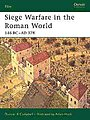 Siege Warfare in the Roman World -- Military History Book -- #eli126
