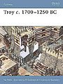 Troy 1800-1250 BC -- Military History Book -- #for17