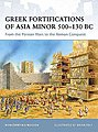 Greek Fortifications of Asia -- Military History Book -- #for90