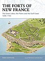 The Forts of New France -- Military History Book -- #for93