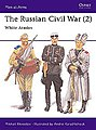Russian Civil War 2 White Armies -- Military History Book -- #maa305