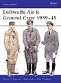 Luftwaffe Air and Ground Crew -- Military History Book -- #maa377