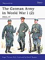 The German Army in WWI 2 -- Military History Book -- #maa407