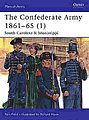The Confederate Army 1861-65 -- Military History Book -- #maa423