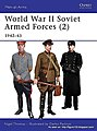 WWII Soviet Armed Forces 1942 -- Military History Book -- #maa468