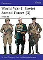 WWII Soviet Armed Forces 3 -- Military History Book -- #maa469