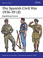 The Spanish Civil War 1936-39 (2) -- Military History Book -- #maa498