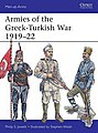 Armies of the Greek-Turkish War 1919-22 -- Military History Book -- #maa501