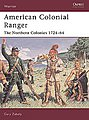 American Colonial Rangers -- Military History Book -- #war85