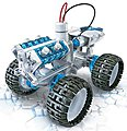 Salt Water Fuel Cell Monster Truck Kit