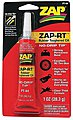 ZAP-RT Rubber Toughened CA Clear Thick 1oz -- Hobby CA Super Glue -- #pt44
