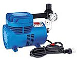 Compressor w/Regulator -- Airbrush Compressor -- #d500sr