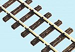 (bulk of 6) Flex Track Code 250 36'' Long -- Model Train Track -- G Scale -- #900