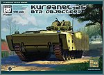 BTR Object 693 Kurganet-25 Russian Infantry Fighting -- Military Vehicle Kit -- 1/35 -- #35024
