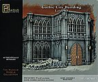 Gothic City Building Large Set -- Plastic Model Building Kit -- 28mm Scale -- #4923