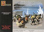 U.S. Rangers D-Day June 6th 1944 (39) -- Plastic Model Military Figure -- 1/72 Scale -- #7351