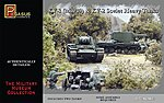 KV1 Mod 1940 & KV2 Soviet Tank (2) (Snap) -- Plastic Model Military Kit -- 1/72 Scale -- #7665