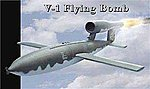 V1 Flying Bomb -- Plastic Model Airplane Kit -- 1/18 Scale -- #8803
