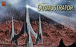 Cosmostrator -- Science Fiction Plastic Model Kit -- 1/350 Scale -- #9114