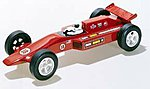Pinewood Derby Formula Grand Prix Deluxe -- Pinewood Derby Car -- #p372
