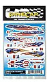 Pinewood Derby Freedom Runner Dry Transfer -- Pinewood Derby Decal and Finishing -- #p4012