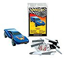 Pinewood Derby Designer Kit Starfire -- Pinewood Derby Car -- #p414