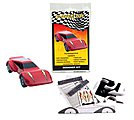 Pinewood Derby Designer Kit Thunderbolt -- Pinewood Derby Car -- #p416