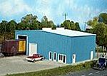 Distribution Center Kit -- HO Scale Model Railroad Building -- #10
