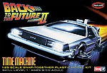 Back to the Future II -- Plastic Model Car Kit -- 1/25 Scale -- #pol925