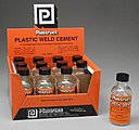 Plastiweld (1) -- Plastic Model Cement -- #00002