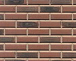 Red Brick Plastic Pattern Sheet -- Model Railroad Scratch Supply -- #91601