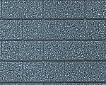Asphalt Roofing Shingles (Gray) -- Model Railroad Scratch Supply -- #91636