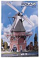 Large Windmill -- G Scale Model Railroad Building -- #331701