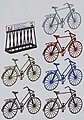 Bicycles 6/ - G-Scale (6)