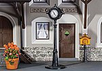 Grandfather Clock - G-Scale