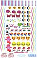 Decal Sheet Girl's -- Pinewood Derby Decal and Finishing -- #10073
