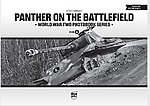 Panther on the Battlefield WWII Photobook Series (Hardback)