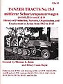 Panzer Tracts No.15-3 Mittlere SchuetzenPzWg (SdKfz 251) -- Military History Book -- #153