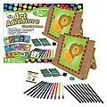 Art Adventure 52pc Sketch/Draw Set -- Drawing Kit -- #avs-552