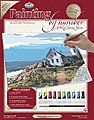 PBN Canvas Lighthouse 11x14 -- Paint By Number Kit -- #pcl5