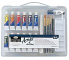 Small Clear View Acrylic Painting Set -- Paint By Number Kit -- #rset-art3103