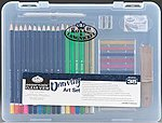 Small Clear View Drawing Set -- Drawing Kit -- #rset-art3104