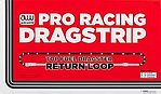 Top Fuel Dragster Return Loop -- HO Scale Slot Car Track -- #rs230/01