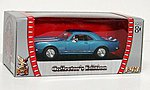 1967 Camaro Z28 -- Diecast Model Car -- 1/43 Scale -- #94216