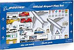 Boeing Airlines Die Cast Playset (30pc Set)