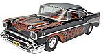 1957 Chevy Bel Air -- Plastic Model Car Kit -- 1/25 Scale -- #85-4306