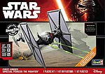 First Order Special Forces TIE Fighter -- Snap Tite Plastic Model Figure -- #851634