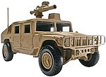 Humvee -- Snap Tite Plastic Model Vehicle Kit -- 1/25 Scale -- #851970