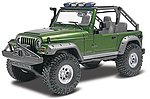 2003 Jeep Rubicon -- Plastic Model Car Kit -- 1/25 Scale -- #854053
