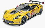 Corvette C7.R -- Plastic Model Car Kit -- 1/25 Scale -- #854304